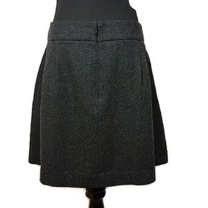 Old Navy Skirts - Old Navy Grey Wool Blend Mini Skirt